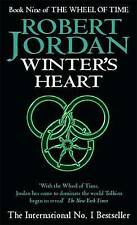 Winter's Heart: Book 9 of the Wheel of Time, Jordan, Robert Paperback Book