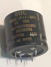 10000UF 63V HIGH RIPPLE RADIAL ELECTROLYTIC CAPACITOR BHC  ALC10C103EC   ad2L35