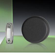 Wind-Up Mechanical Doorbell, Black, Model 857