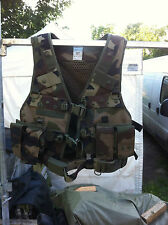 GILET DE COMBAT ASSAULT TACTIQUE AIRSOFT PAINT BALL CHASSE PECHE BIKER RANDO