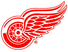 Detroit Red Wings NHL Color Die-Cut Decal / Car Sticker *Free Shipping