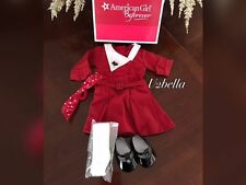 American girl Kit Holiday Outfit Dress Scottie NEW IN BOX BEFOREVER