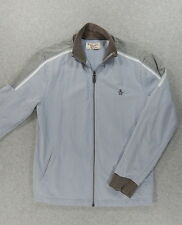 Penguin By MunsingWear Cotton Full Zip Preppy Jacket (Men's Medium)