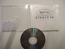 JENNIFER LOPEZ Baby I Love U! – 2003 European Advance Promo CD  – Pop - RARE!