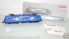 """Märklin Spur H0 37534  E-Lok BR 120 151-6 """"ZDF Express"""" DIGITAL in OVP (LL888)"""