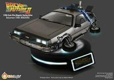 Kids Logic 1/20 Magnetic Floating DeLorean Time Machine Back To The Future II