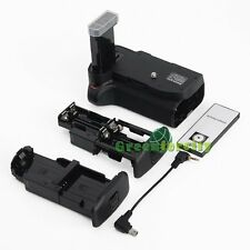 Multi-Power Vertical Battery Grip with Remote Pack For Nikon D5100 D5200 Cameras