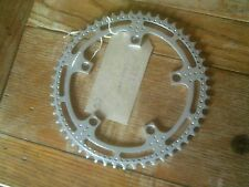 52 TOOTH SHIMANO 130BCD  ALLOY CHAINRING 1980