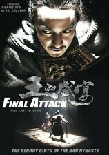 final attack - NEW DVD----FREE UPGRADE TO 1ST CLASS SHIPPING