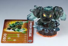 Skylanders Giants Prism Break Figure Loose w/ Trading Stat Card