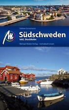 REISEFÜHRER SÜDSCHWEDEN + Stockholm 2014/15 Michael Müller Verlag ~ SÜD SCHWEDEN