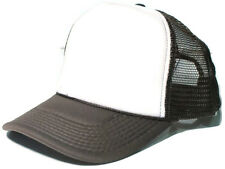 Summer Trucker Mesh Foam Baseball Cap Adjustable Snap back Hat Various Colors