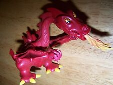 Playmobil 1995 Red Dragon Castle Knight