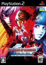 Used PS2 The King of Fighters 2002 Unlimited Match SONY PLAYSTATION JAPAN IMPORT