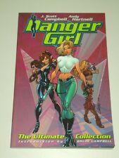 Danger Girl: Ultimate Collection by J Scott Campbell (Paperback)   9781563895494