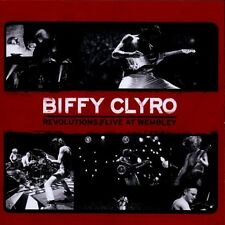 BIFFY CLYRO - REVOLUTIONS//LIVE AT WEMBLEY CD + DVD NEU