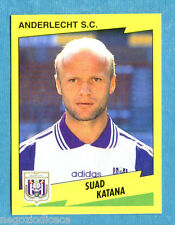 FOOTBALL 98 BELGIO Panini -Figurina-Sticker n. 34 - KATANA - ANDERLECHT -New