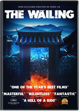 The Wailing (DVD,2016)(WGU01737D)Horror, Kwak Do Won, NR, Korean w/ English Sub