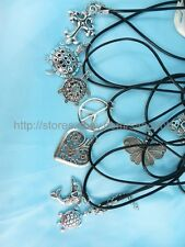 US Seller - 10 pieces wholesale jewelry fashion necklaces in bulk