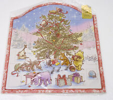 WInnie the Pooh Classic Christmas Advent Calendar NEW Sealed Unused Michel & Co.
