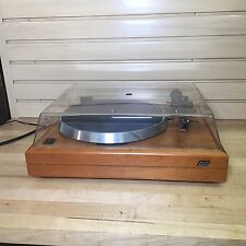 Acoustic Research AR ES-1 Belt Driven Turntable Record Player Vintage 1986