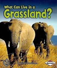 What Can Live in a Grassland? by Sheila Anderson (2010, Paperback)