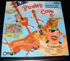 2006 Pirate's Cove Search for the Treasure Board Game by Roseart