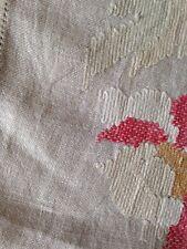 Vintage Linen Table Cloth 120cm X 120cm Excellent Condition