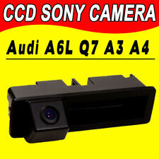 Trunk handle Audi A4L A6L A8L A3 A4 Q7 auto car reverse rear view backup camera