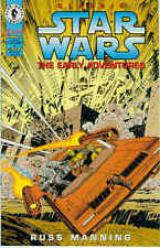 Classic Star Wars: the Early Adventures # 4 (Russ Manning) (Estados Unidos, 1994)