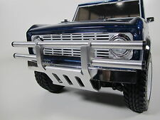 Front Aluminum Bumper Guard Bar Tamiya RC 1/10 CC01 Bronco Unimog Land Cruiser