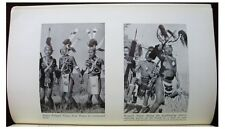 1938 Assam-Burma - NAGA TRIBES - Secluded Villages - HEAD-HUNTING - Pre-Book - 3