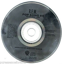 R.E.M. - Pop Song 89 (USA 1 Tk Radio/DJ CD Single)