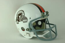 1974 WFL Memphis Southmen Suspension Football Helmet