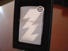 BLACK ICE ELECTRIFYING ZIPPO LIGHTER MINT IN BOX
