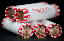 2016-D Lincoln Shield Cent - One (1) Roll - Original Bank Wrapped Pennies