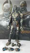 MMS228 Hot Toys 1/6 Loose Avengers Chitauri Foot Soldier action figure only!