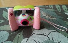 2007 Fisher Price Kid Tough Camera by Mattel in pink