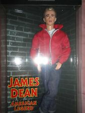 James Dean Barbie Doll NRFB MIB