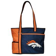 New Gameday Tote Purse Bag NFL Licensed DENVER BRONCOS Embroidered Logo gift
