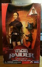 "Angelina Jolie Lara Croft Tomb Raider 12"" Action Figure Doll Combat Training NEW"