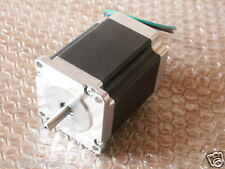 1pc Nema 23 CNC 287oz-in,Dual Shaft,6-lead Stepper Motor Mill Router 3D Printer