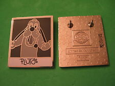 Disney Pin Characters And Cameras Mystery Set, Pluto LE 250 Chaser