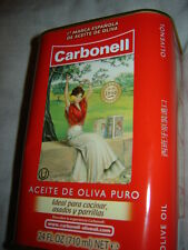 Extra Original Olive Oil Madrid Spain Carbonell Brand True & Pure Guarantee Best