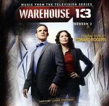 Warehouse 13 (Season 2) (CD 2011) NEW & SEALED