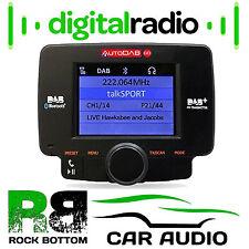 AutoDAB GO Fits VOLVO Plug n Play In Car DAB Digital Radio Receiver & Bluetooth