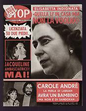 STOP 1485/1977 CAROLE ANDRE' SANDOKAN BRAMBATI ORNELLA MUTI ISABELITA PERON