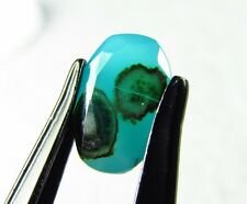 GEM Silica Natural Untreated Rare Chrysocolla Ray mine AZ OVAL Gemstone Buy Now