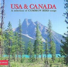 NEW - Sounds of Nature: USA and Canada: A Selection of Common Birds Songs