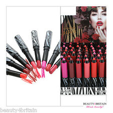 48 x Lipstick Set Luxury Case Different Shades Professional Make-Up WHOLESALE UK